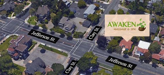 Awaken is located at 1111 Jefferson St, Napa, CA 94559, United States